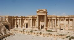 [ARTICLE] Palmyra after Isis: images taken following Syrian recapture offer hope amid ruins on #Digg