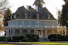 Kearney Mansion, Fresno California