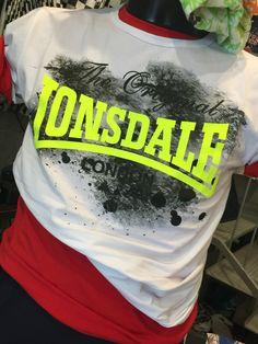 T-shirt lunsdale
