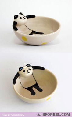 b for bel: Panda Bowl $19