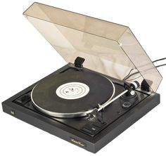 record player | Dual Record-Player CS 505-3 - Classical vinyl record player from the ...