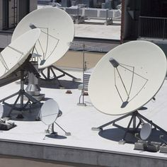 Universe Astronomy You can build a simple radio telescope from a satellite dish and a satellite signal strength meter. Radio Astronomy, Space And Astronomy, Wi Fi, Other Galaxies, Ham Radio Antenna, Satellite Dish, Radio Wave, Libraries, Instruments