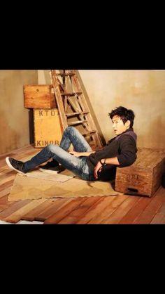 Guess jeans model Lee Min Ho!!!