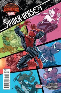 SPIDER VERSE #1