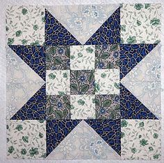 An Evening Star Quilt Block Pattern for Beginning and Expert Quilters: Intro to…
