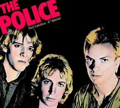 The Police @ The Fabulous Forum