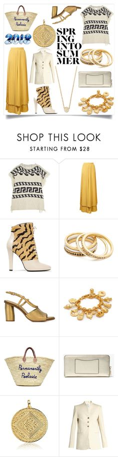 """You are the canvas"" by emmamegan-5678 ❤ liked on Polyvore featuring Sara Battaglia, 3.1 Phillip Lim, Madewell, Roberto Del Carlo, Ben-Amun, Poolside Bags, MICHAEL Michael Kors, Monica Vinader, Rosie Assoulin and EF Collection"