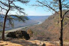Cumberland Trail at Signal Mountain