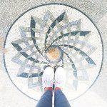 When feet meet nice floors. Make a selfeet. #ihavethisthingwithfloors