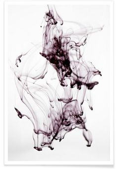 Soft Movement als Premium Poster von Studio Nahili | JUNIQE