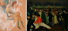 LA ESCUELA DE PARÍS 1900 – 1945 / PANORAMAS DE LA CIUDAD  No te pierdas esta expo que detalla el periodo en el que París fue el corazón de la vanguardia internacional y centro de #innovación artística. En el Museo Guggenheim Bilbao www.IndieColors.com  #arte #vanguardia #picasso #EscuelaDeParis #exposicion #pintura #escultura #IndieColors