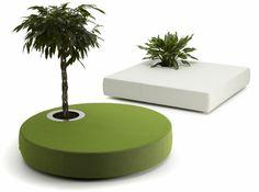 Green Islands by Jean-Marie Massaud