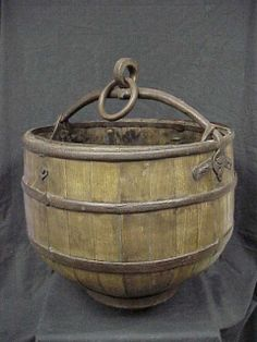 ~finish my bucket list before i kick it. Painted Trunk, Louis Vuitton Trunk, Old Wooden Boxes, Churning Butter, Vintage Trunks, Chinese Furniture, Vintage Luggage, Bottles And Jars, Cool Tools