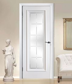 Usa de interior din lemn - Palazio 4/ Interior wood door - Model Palace 4. #staiacasa. Livram #usideinterior oriunde in Romania. Interior Modern, Wood Doors, Romania, Armoire, Furniture, Home Decor, Wooden Doors, Clothes Stand, Homemade Home Decor