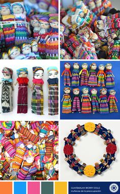 Join us September 19 from 6:30 to 8pm in meeting room B for our Hispanic Heritage Month Upcycle Craft Club: Guatemalan Worry Dolls! Supplies provided and all ages and skill levels welcome. Registration required.