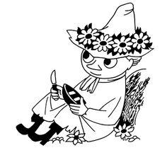 """Nuuskamuikkunen """"Minä omistan kaiken mitä näen ja mistä pidän. Minä omistan koko maailman"""" (Muumipeikko ja pyrstötähti) Tove Jansson, Cat Colors, Sky And Clouds, Beautiful Songs, Day For Night, Beetlejuice, A Comics, Fairy Tales, Minnie Mouse"""