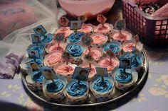 Prince and Princess cupcakes