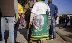 There is still huge support for Zuma in rural areas, but his losses in urban areas were comprehensive.