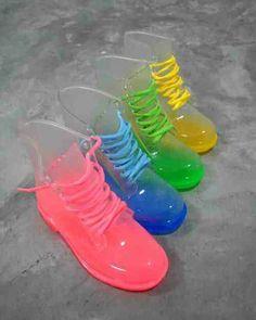 Jelly doc.martins..whoa childhood memories!!!