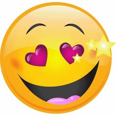 Love-Struck Smiley Copy Send Share Send in a message, share on a timeline or copy and paste in your comments. Movement Pictures, Emoji Board, Emoticon Faces, Smiley Faces, Animated Emoticons, Emoji Characters, Naughty Emoji, Alien Drawings, Smile Gif