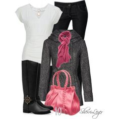 Untitled #687, created by sherri-leger on Polyvore
