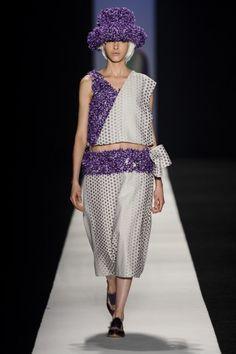 The Style Examiner: Fernanda Yamamoto Spring/Summer 2014