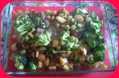 No gluten! Yes vegan!: Broccoli e patate saltati in padella