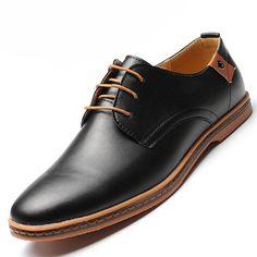Verde oscuro elegantes zapatos de hombre - 44 - UE colorido a mano zapatos de cuero italianos Oxfords Casual Formal premium únicos zapatos de regalo del cordón Up vestido de los hombres L55yhn