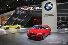 Booth Design BMW