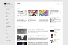 Feedly a RSS