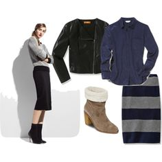 """Joe Fresh Fall 2013"" by karlacarolann on Polyvore"
