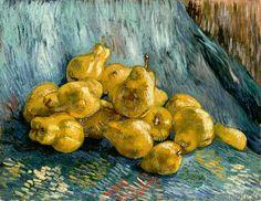 Vincent van Gogh - Quittenstilleben