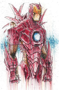 Duenas' Avengers on http://blog.thaeger.com