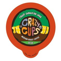 Crazy Cups Decaf Crazy Jamaican Java Flavored Coffee Single Serve Cups 22 count *** You can find more details by visiting the image link.