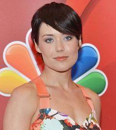 "Megan Boone from ""The Blacklist"" 2013 #shorthair #hair"