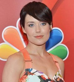 "Megan Boone from ""The Blacklist"" 2013 #shorthair #hair"