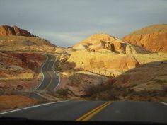 Nevada Sunset © Lee Tracey Brotherton
