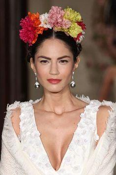 #FridaKahlo #Bride #inspiration