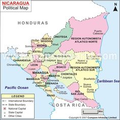 Nicaragua: I can't wait to be here on my adventureee!