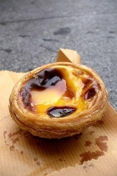 cucina portoghese pasteis de nata