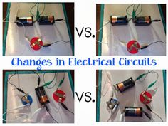 Predicting the Results of Changing Circuits using hands on approach to learning and applying the concepts: The Science Penguin