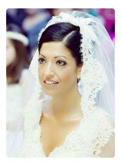 Guapísima Vero el día de su boda! #novia #wedding #moda #belleza #maquillaje #makeup #fashion #beauty #estilismo #stylist #personalshopper #personalshopperstyle  www.personalshopperstyle.com
