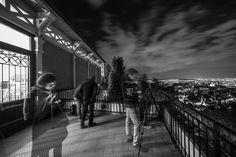 Uscita serale con i ragazzi del Corso Base di Fotografia. Novembre 2014