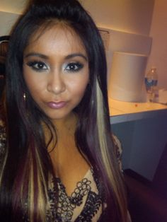 snooki hairstyles : ... about Snooki ? on Pinterest Snooki hair, Love her and Red hair