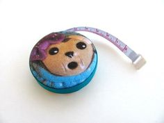 Custom logo tape measurers from All About The Buttons