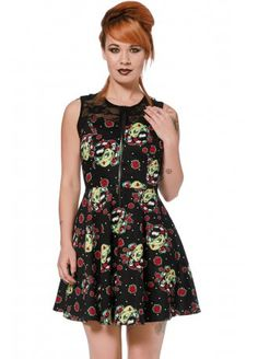 Jawbreaker Zombie Girl Dress
