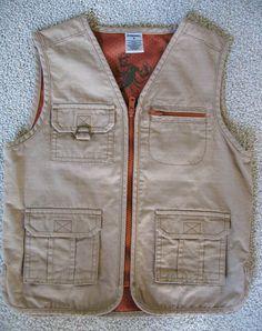 Gymboree Childs Girls Boys Vest Safari Paleontologist Explorer Nature Scorpion 4 | eBay diego vest #2