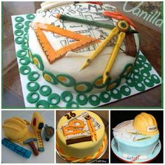 #civilengineering cake