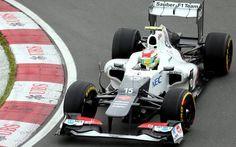 Checo Perez #GPCanada #F1