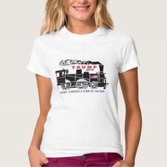 WOMAN'S TRUMP TRAIN T-Shirt